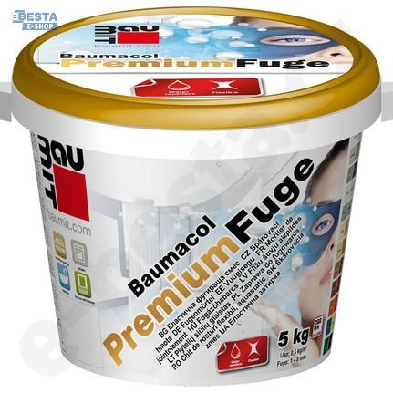 Baumit Baumacol PremiumFuge - 5kg - LIGHT BROWN - sp.hmota